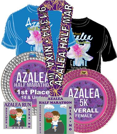 CFE Azalea Medals