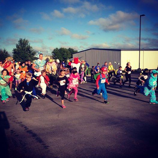 CFE Crazy Costume Run