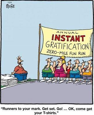 CFE Gratification