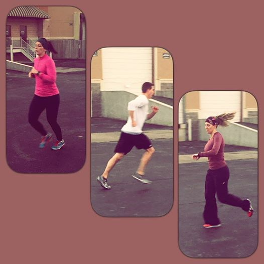 CFE run collage