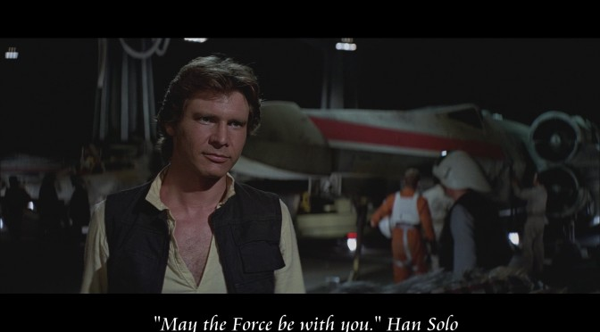 WODS for the Week of 5.6.2018: May the Force Be With You