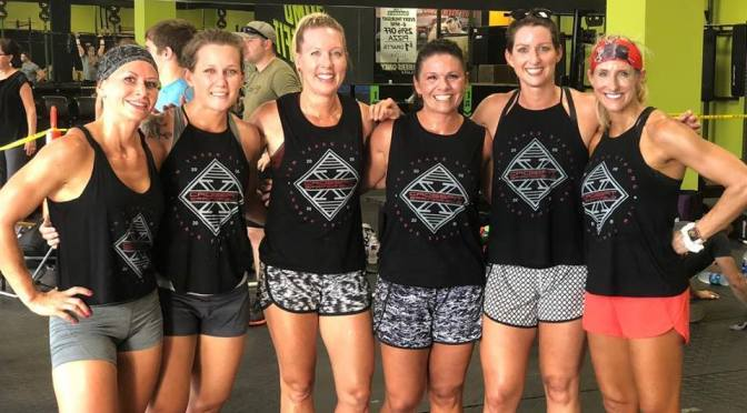 WODS for the Week of 8.26.2018: STRONG/Adventure Max Trail Run/Miles For Mollie/WODS
