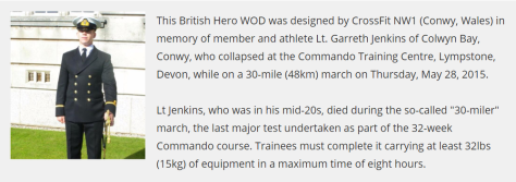 Image result for Jenkins HERO Wod