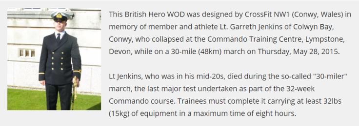 Image result for Jenkins HERO Wod