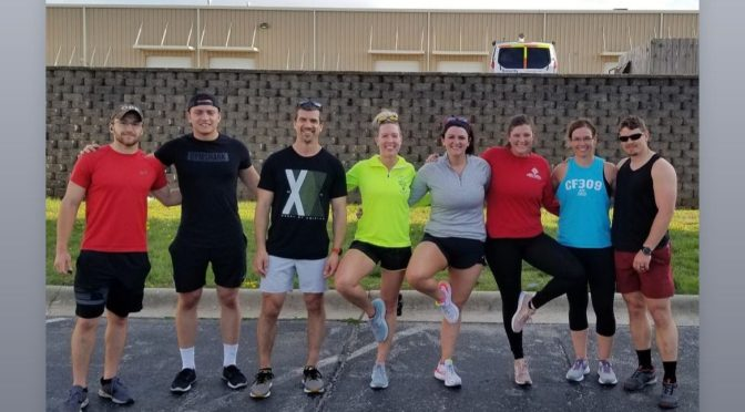 Proximal strength endurance news and notes week of 4.11.2021